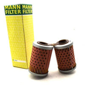 Mann Oil Filter with oil cooler